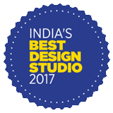 INDIA'S BEST DESIGN STUDIO 2017