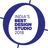 INDIA'S BEST DESIGN STUDIO 2018